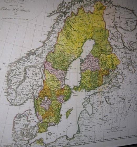 Louhisaari Seminaari Sotatoimet Pohjoisessa Euroopassa 1808 1809